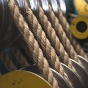 канат джутовый канат декоративный веревка красивая
