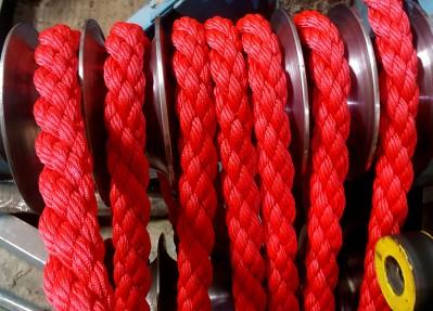 Канат ПП кабельт красный д 40 мм – 1
