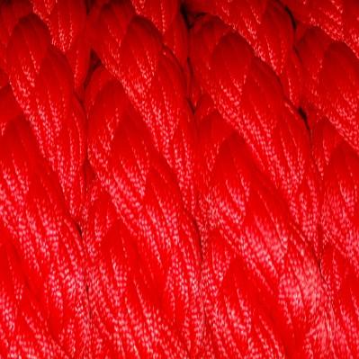Канат ПП кабельт красный д 40 мм – 2