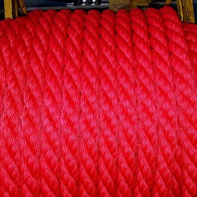 Канат ПП кабельт красный д 40 мм – 3