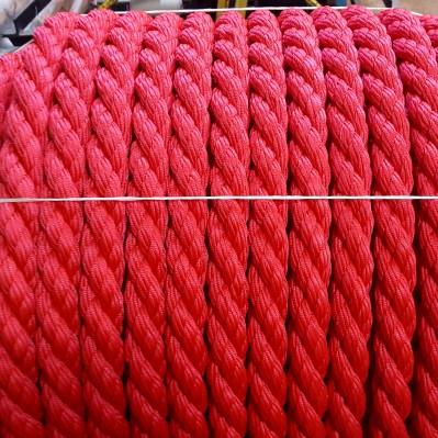 Канат ПП кабельт красный д 40 мм – 4