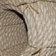 бухта канат пеньковый канат натуральный декоративный канат строительный канат красивые веревки веревка строительная