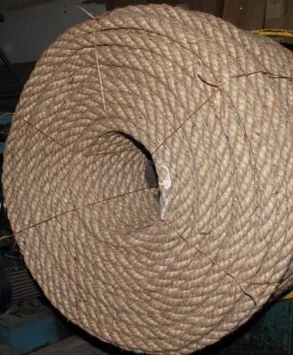 Канат джут кабельт д32мм-250м