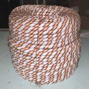 бухта веревка плетеная веревка капроновая статическая веревка фал капроновый буксировочный трос
