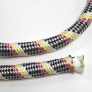 веревка плетеная веревка капроновая статическая веревка фал капроновый лодочный трос буксировочный трос