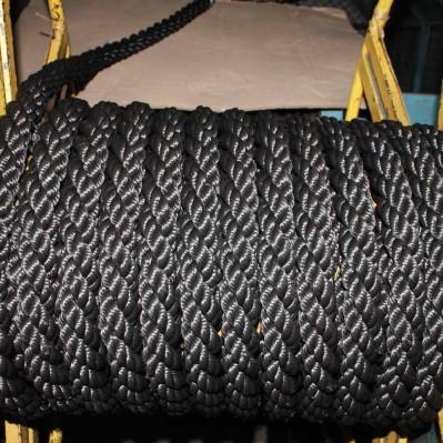 Канат ПП черн кабельт д40-1