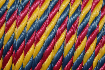 Канат ПП цветн д 16 мм – 3