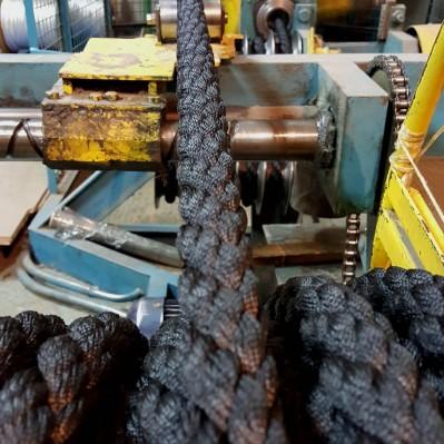 Канат ПП черный кабельт свив д 32 мм – 2